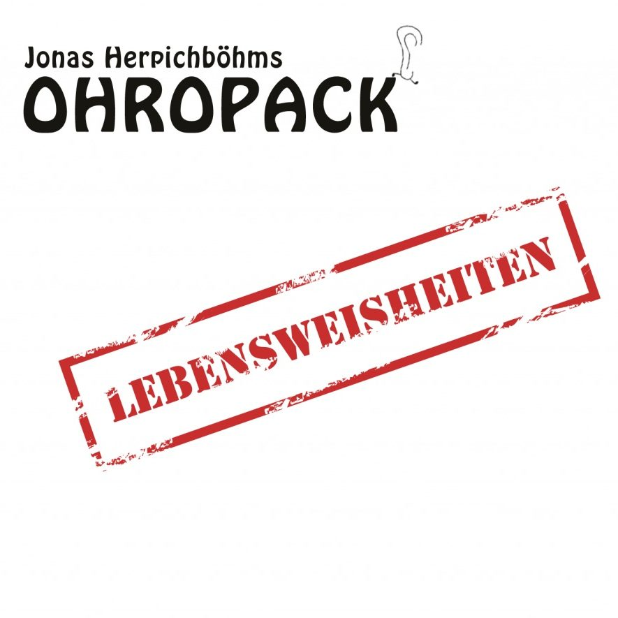 Ohropack-Lebensweisheiten cover