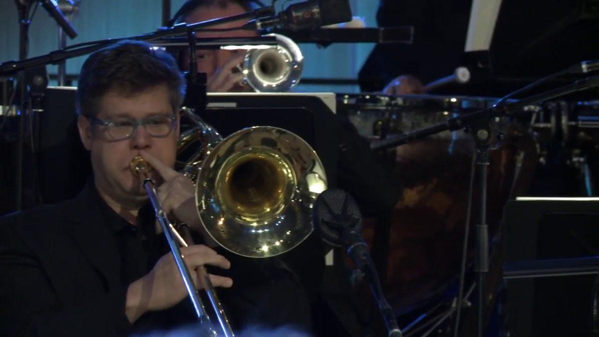 Vince Mendoza & Metropole Orkest – Allegro (arr. Niko Seibold)